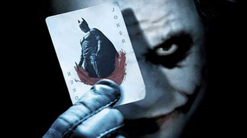 The Dark Knight, Le Chevalier Noir - Bande annonce 1 - VO - (2008)