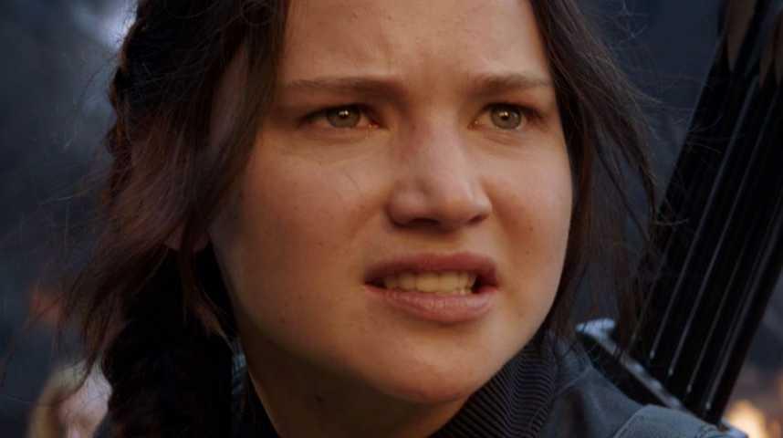 Hunger Games - La Révolte : Partie 1 - Teaser 29 - VO - (2014)