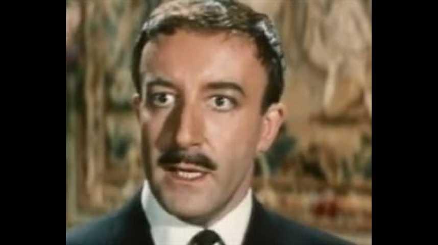 Quand l'inspecteur s'emmêle - bande annonce - VO - (1965)