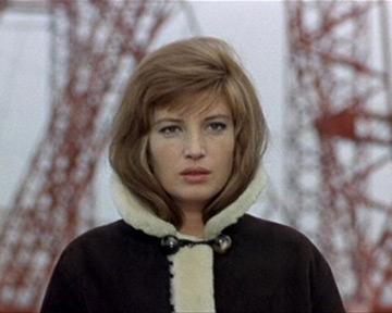 Le Désert rouge - bande annonce - VO - (1964)