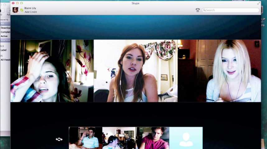 Unfriended - Bande annonce 4 - VO - (2014)