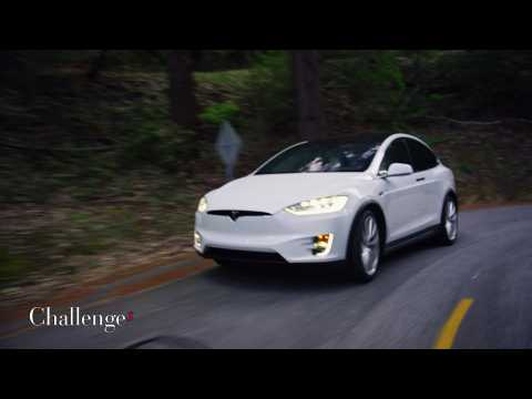 TEST AUTO: faut-il craquer pour le Tesla Model X ?