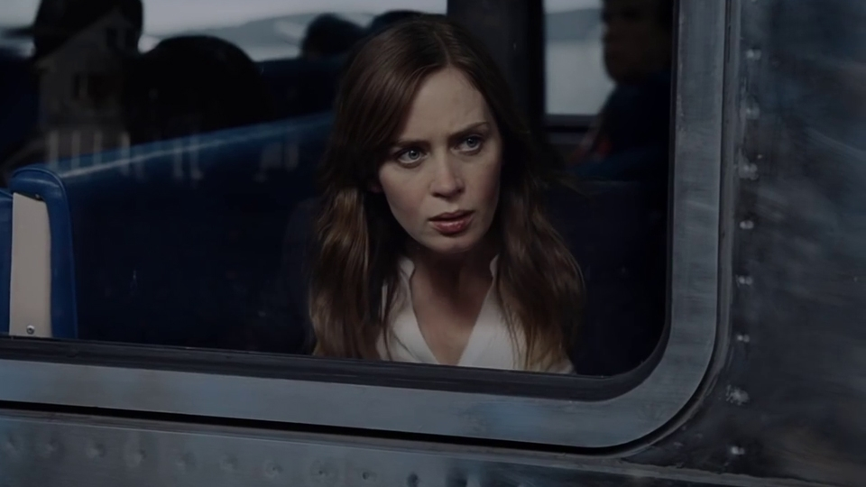 La Fille du train - bande annonce 2 - VOST - (2016)