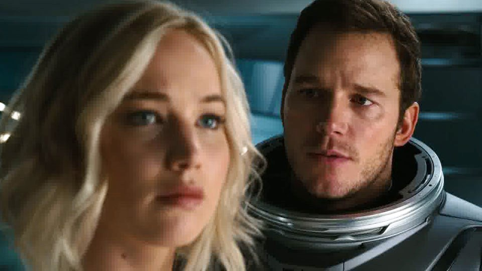 Passengers - bande annonce 2 - VF - (2016)