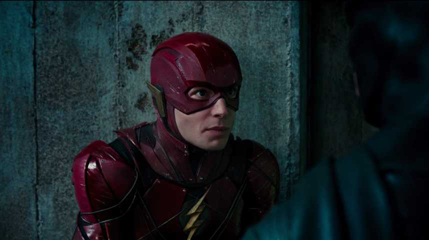Justice League - Bande annonce 18 - VO - (2017)