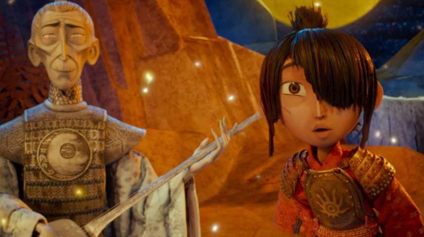 Kubo et l'armure magique - bande annonce 6 - VF - (2016)