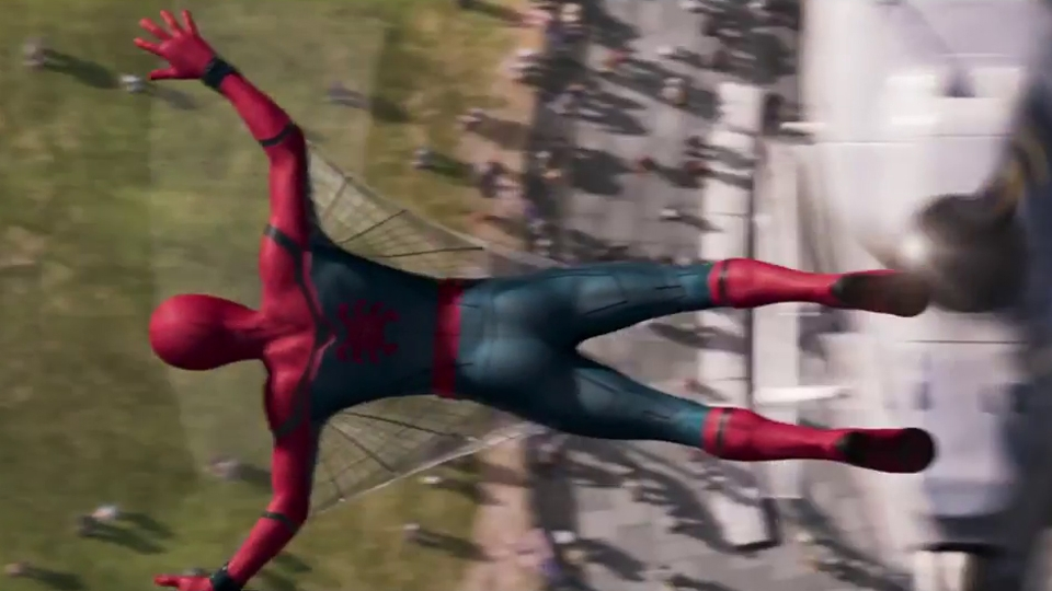 Spider-Man: Homecoming - teaser - VOST - (2017)