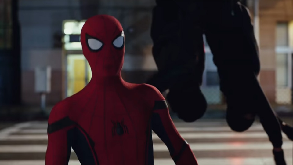 Spider-Man: Homecoming - teaser 3 - VO - (2017)