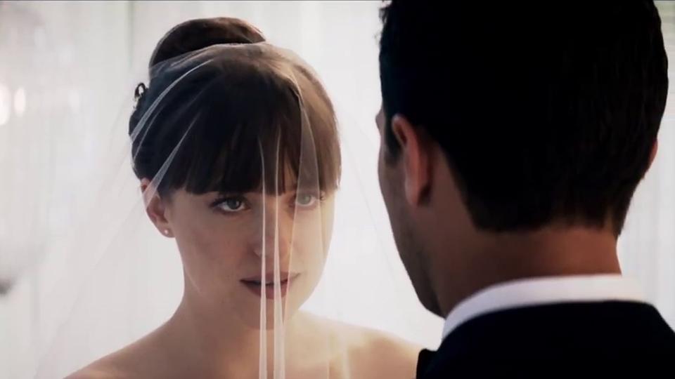 Cinquante Nuances plus claires - teaser - VO - (2018)