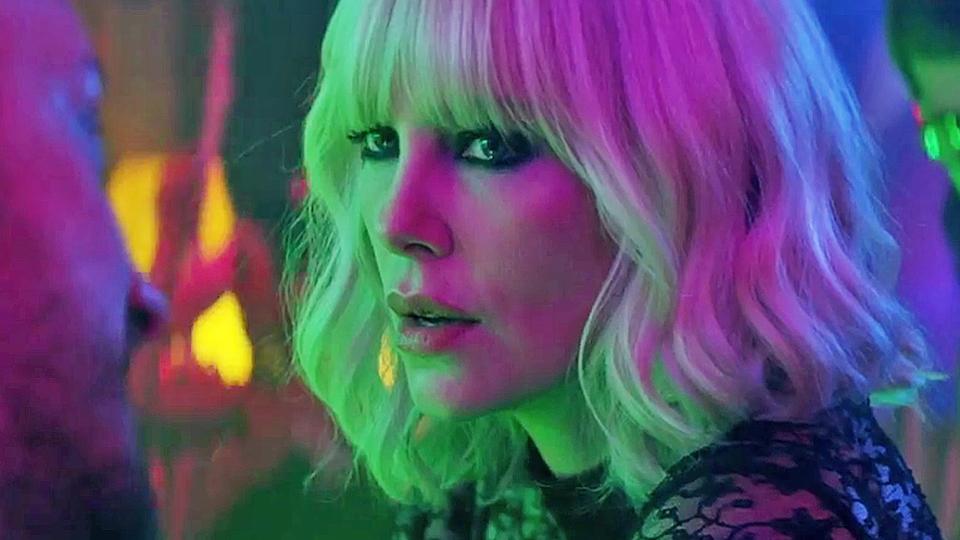 Atomic Blonde - bande annonce 2 - VF - (2017)