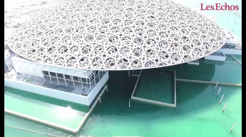 Illustration pour la vidéo Mission accomplie pour le Louvre Abu Dhabi