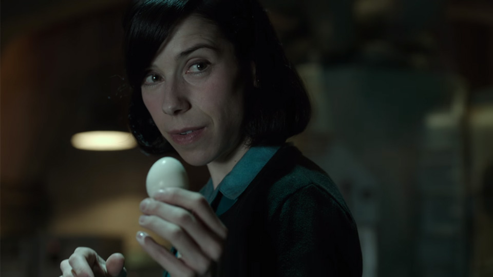 La Forme de l'eau - The Shape of Water - bande annonce 4 - VO - (2018)
