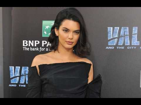 Kendall Jenner tops Forbes' World's Highest Paid Models List 2017