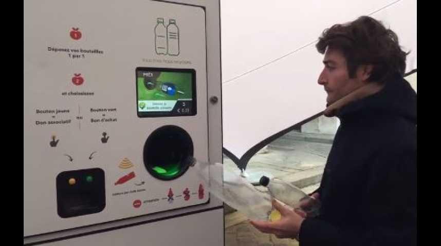 Illustration pour la vidéo Comment Paris veut inciter au tri dans les espaces publics