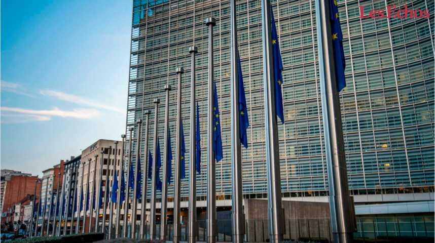 Illustration pour la vidéo Budget : la France épinglée par Bruxelles