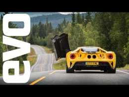 Đánh giá Ford GT mới - tấn công Đường đua Vòng Bắc Cực trong Siêu xe của Ford |  ĐÁNH GIÁ