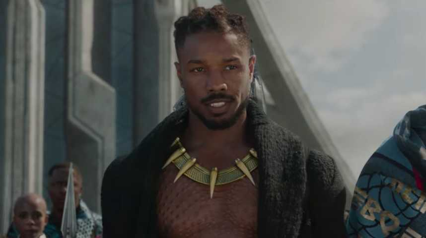 Black Panther - Bande annonce 12 - VO - (2018)