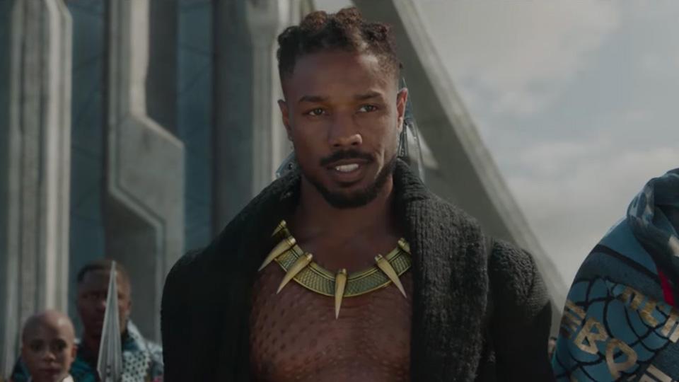 Black Panther - bande annonce 3 - VOST - (2018)