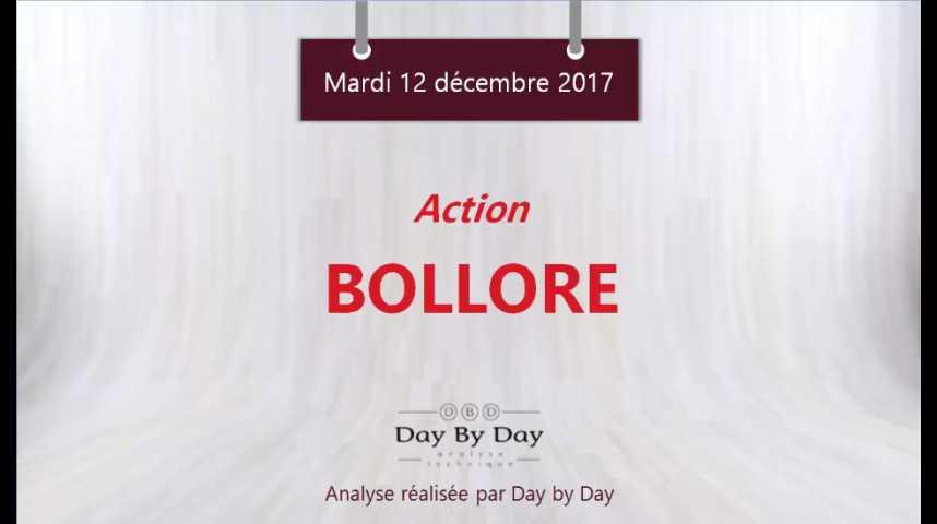 Illustration pour la vidéo Action Bolloré : à l'assaut des resistances de 2015 - Flash analyse IG 12.12.2017