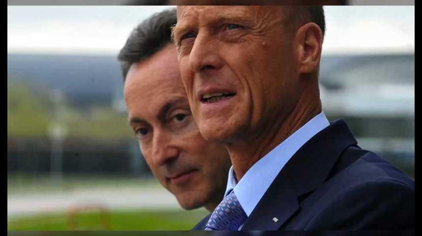 """Illustration pour la vidéo Le """"top management"""" d'Airbus déchiré par les affaires"""