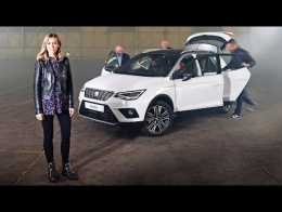 Auto Express readers report on SEAT's new Arona SUV (sponsored)
