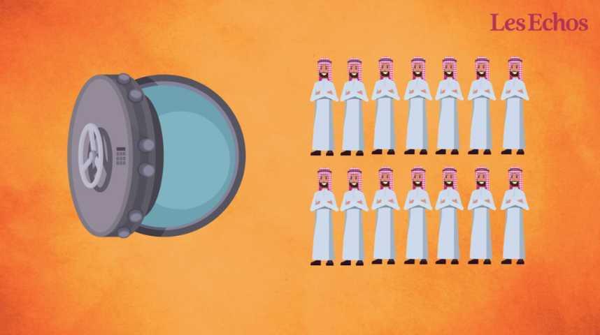 Illustration pour la vidéo Arabie Saoudite : comment le prince héritier veut-il et peut-il transformer l'économie ?