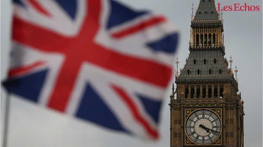 Illustration pour la vidéo Royaume-Uni : 29/03/19, 23h, adieu l'UE