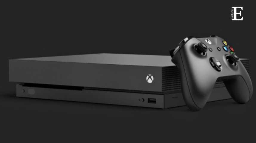 Illustration pour la vidéo On a testé la Xbox One X, dernière console de Microsoft