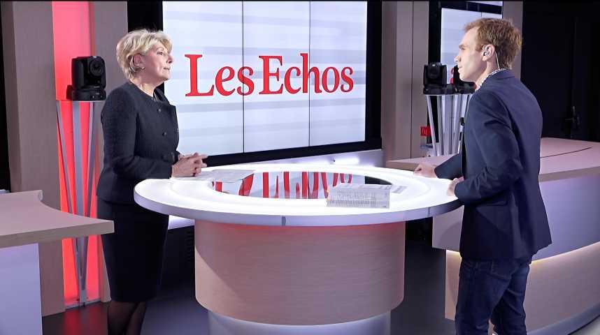 Illustration pour la vidéo « En France, une énorme créativité, un savoir-faire » (Viviane Chaine-Ribeiro