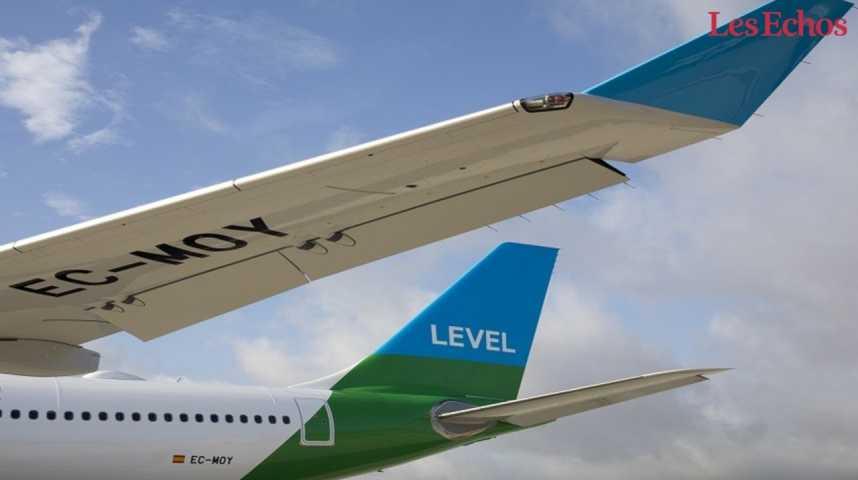 Illustration pour la vidéo La low cost qui casse les prix des vols Paris - New York
