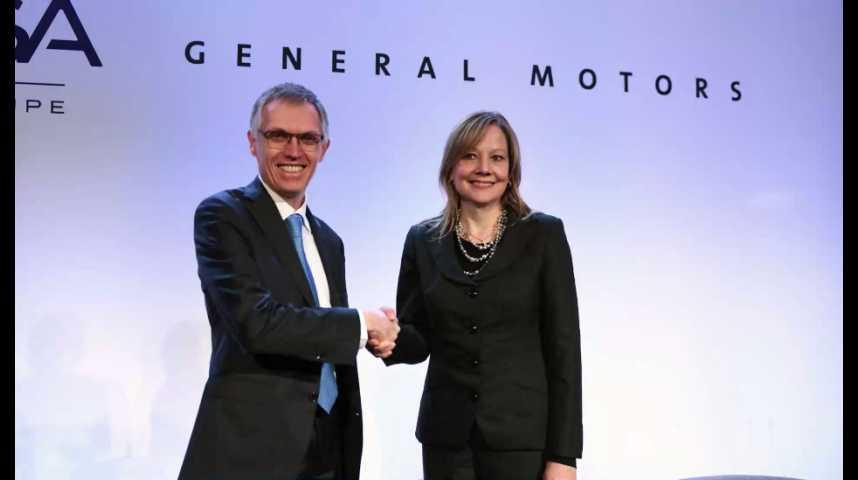 Illustration pour la vidéo Opel : PSA prêt à se retourner contre GM