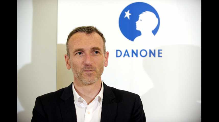 Illustration pour la vidéo Qui est Emmanuel Faber, nouveau PDG de Danone