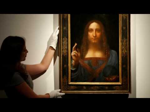 Secret Buyer Of $450M Painting Revealed As Saudi Prince
