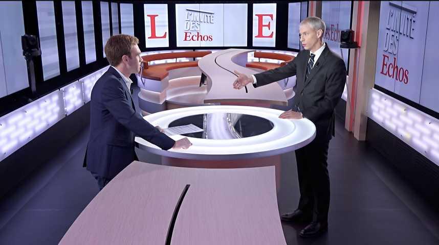 Illustration pour la vidéo Avec Agir, « notre volonté est de défendre une droite moderne, réformatrice et pro-européenne » (Franck Riester)