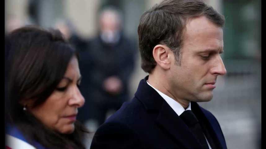 Illustration pour la vidéo Attentats : la colère d'associations de victimes contre Macron
