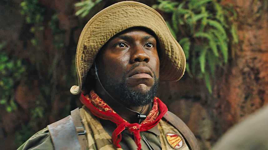 Jumanji : Bienvenue dans la jungle - Bande annonce 2 - VF - (2017)