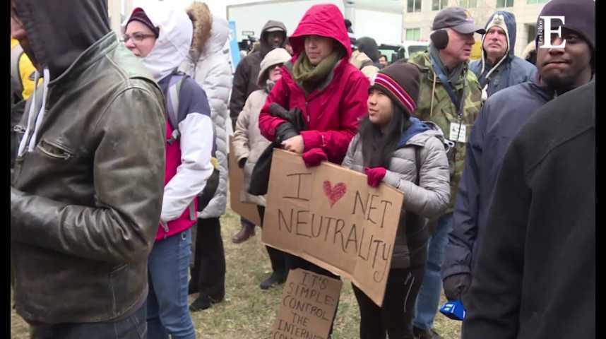 Illustration pour la vidéo Qu'est-ce que la neutralité du net ? Pourquoi le FCC y met fin ?
