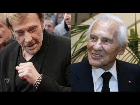 Clash culture : a-t-on a suffisamment célébré Jean d'Ormesson et Johnny Hallyday ?