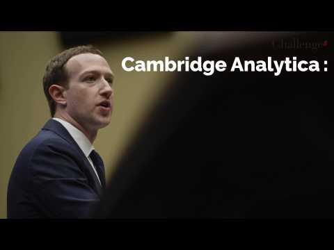 Cambridge Analytica : Vérifiez si comme Mark Zuckerberg vos données Facebook ont été détournées