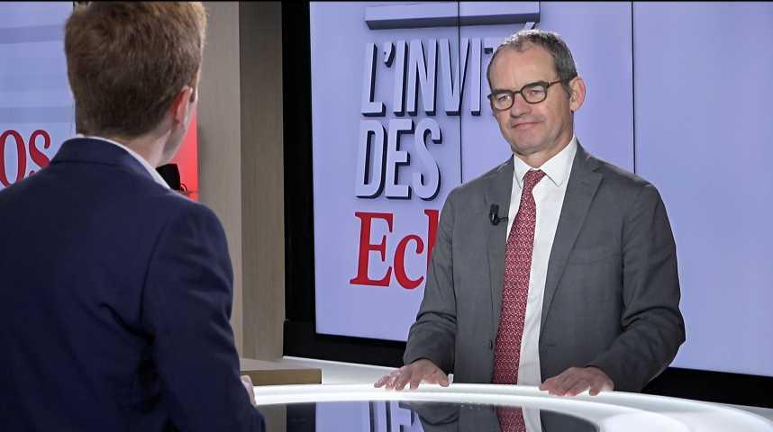 Illustration pour la vidéo « Je suis très optimiste sur la reprise de la dette de la SNCF par l'Etat », déclare Patrick Jeantet, PDG de SNCF Réseau