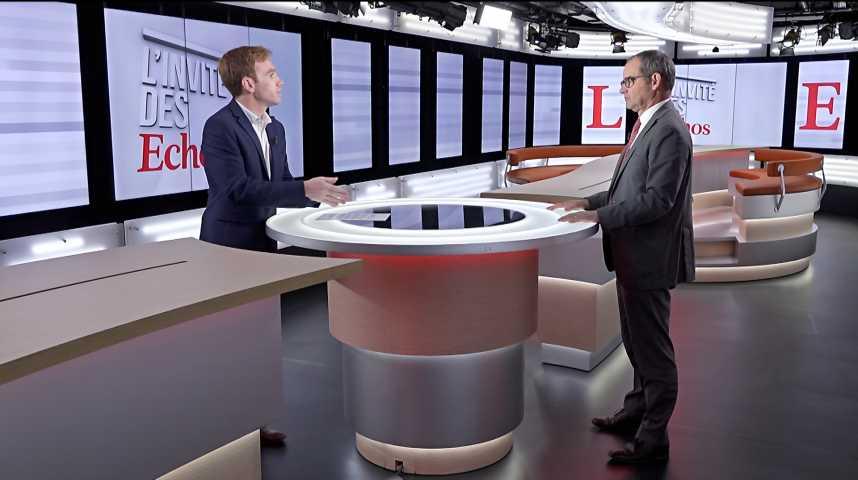 Illustration pour la vidéo A quand le premier Hyperloop en France ? La réponse de Patrick Jeantet, PDG de SNCF Réseau