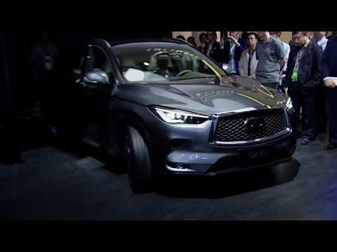 INFINITI Press Conference Highlights at Beijing Auto Show 2018