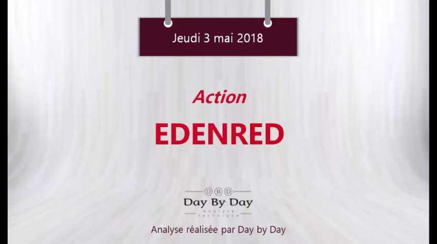 Illustration pour la vidéo Action Edenred : encore du potentiel - Flash Analyse IG 03.05.2018