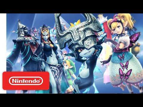 hyrule warriors definitive edition nintendo switch video game