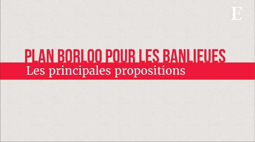 Illustration pour la vidéo Plan Banlieue : ce que propose Jean-Louis Borloo