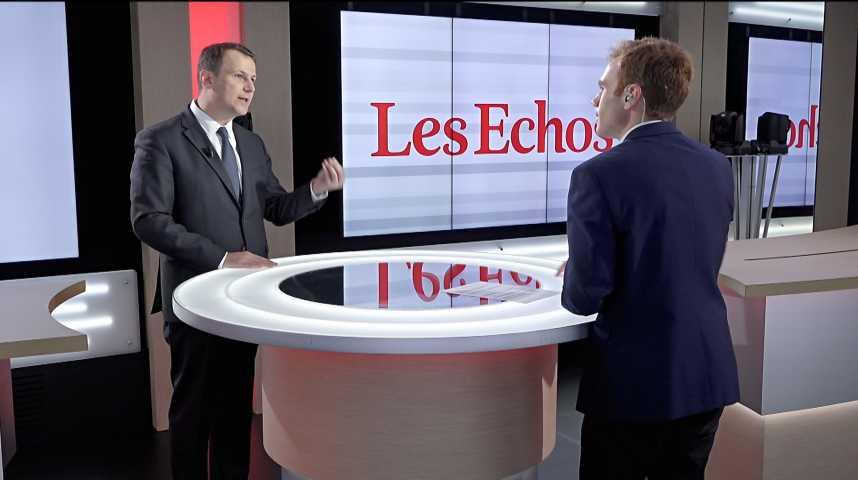Illustration pour la vidéo « Le Medef ne doit plus être un auxiliaire de l'Etat », annonce Jean-Charles Simon