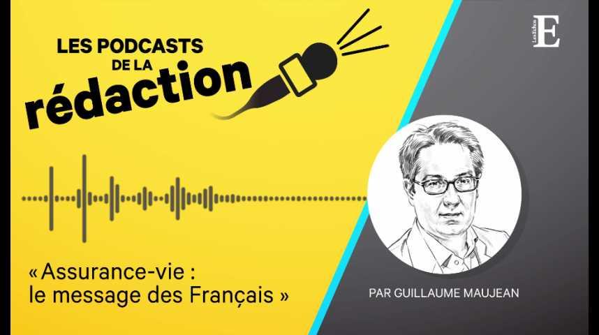 Illustration pour la vidéo Assurance-vie : le message des Français