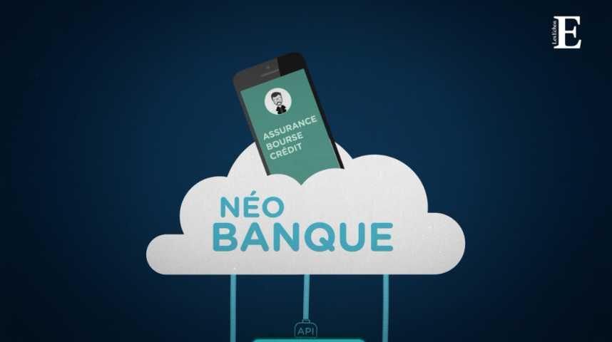 Illustration pour la vidéo Néobanques, une révolution qui en cache une autre
