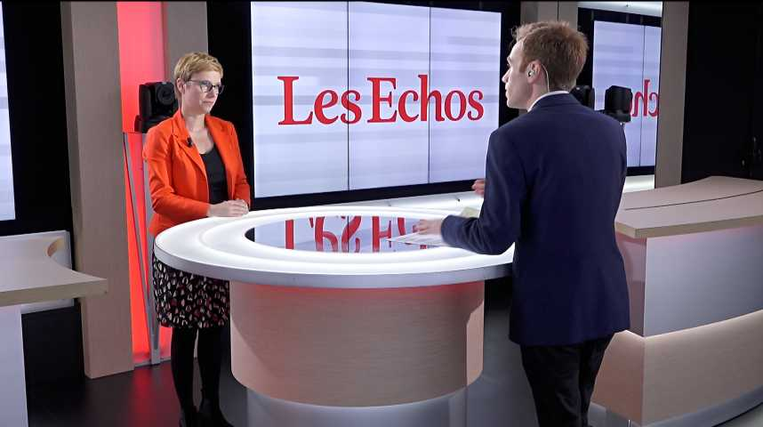 Illustration pour la vidéo Clémentine Autain (France Insoumise) : « Le gouvernement est d'une violence sociale réelle »