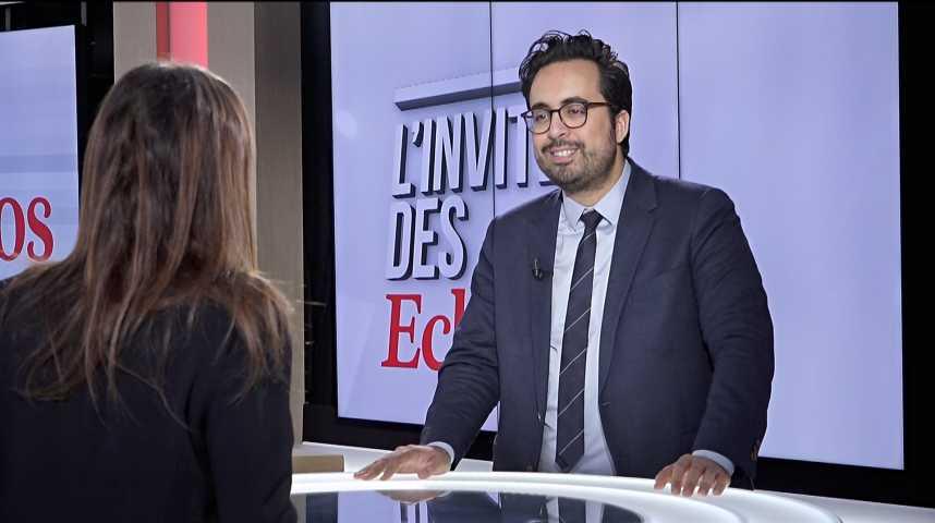 """Illustration pour la vidéo Mounir Mahjoubi : """"L""""affaire Facebook est une prise de conscience"""""""